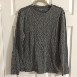 Banana republic textured knit top